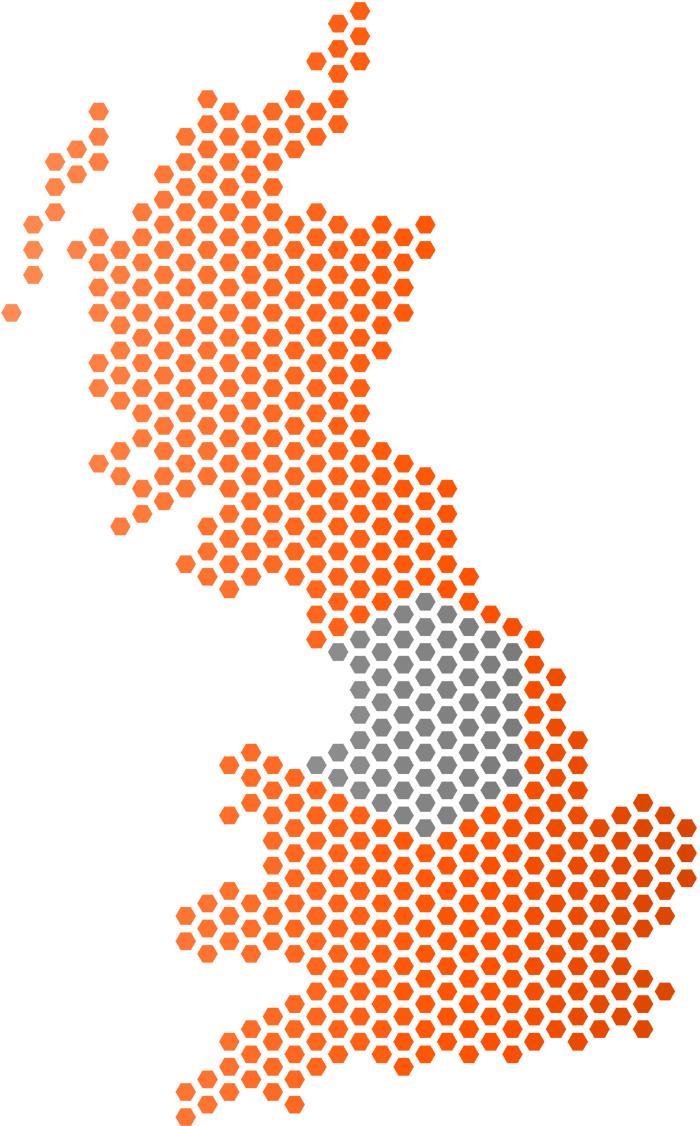Manchester Map for Basement and Loft Conversion Enquiries